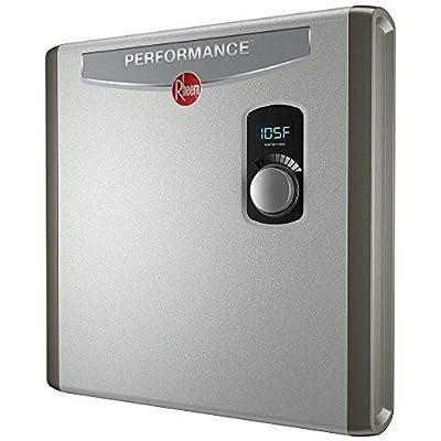 Rheem RETEX-27 Performance 27 kw Self-Modulating 5.3 GPM Electric Tankless Water Heater