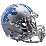 Riddell Detroit Lions Officially Licensed Speed Full Size Replica Football Helmet