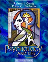 Psychology and Life (16th Edition)