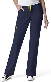 WonderWink Women's Size Origins Victor Scrub Pant, Tall
