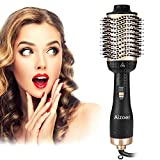 Aibesser Hot Air Brush, One-Step Hair Dryer Brush Styler 5 In 1 Hair Dryer & Volumizer Multifunctional Blow...