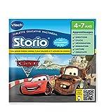 Vtech - 230105 - Storio 2 et générations suivantes - Jeu éducatif - Cars 2