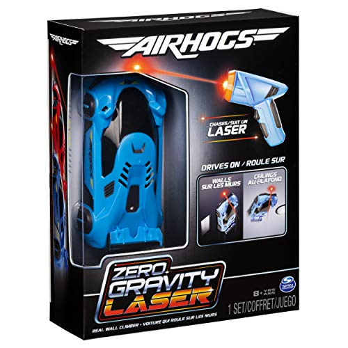The Zero Gravity Laser Racer is one of the best toys for boys age 7 and 8 years old in 2019
