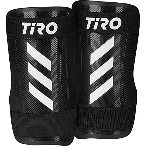 adidas Tiro SG Trn Espinilleras, Unisex Adulto, Blanco/Negro/Negro (Multicolor), M