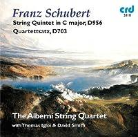 String Quintet & Quartettsaz by Franz SCHUBERT (2014-05-13)
