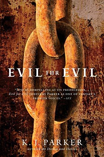 Evil for Evil (Engineer Trilogy, 2)
