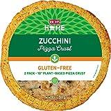 Rich's Home 10' Zucchini Pizza Crust, Gluten Free, Plant Based, 6 Crusts
