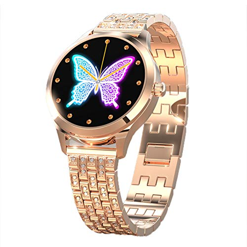 Reloj inteligente Bluetooth para mujer | Pulsera impermeable Fitness Tracker | Reloj de actividad Fitness Tracker