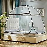 Moustiquaire dôme pop-up pliable Tente moustiquaire Jouer Tente facile à installer Répulsif Pour Les Insectes pour lit Camping Voyage Home extérieur