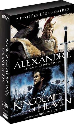 Alexandre / Kingdom Of Heaven - Coffret 2 DVD