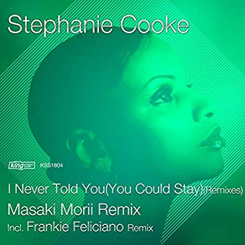 I Never Told You (You Could Stay) (Remixes)