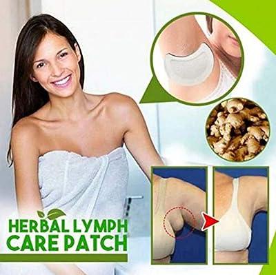 5/10PCS Herbal Lymph Care Patch Underarm (10 Pcs)