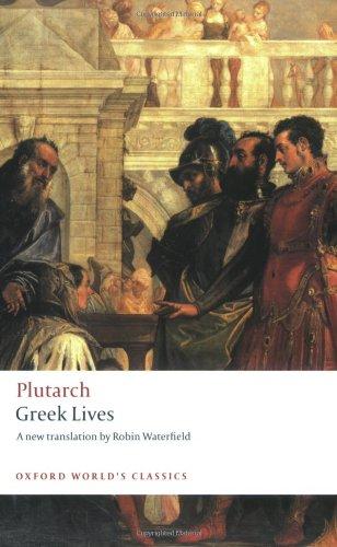 Greek Lives (Oxford World's Classics)