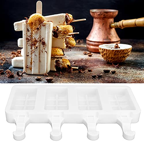Ice Cream, High Temperature Resistance Dishwashers DIY Beautiful Styles for Candies for Making Chocolate for Cake(Large measurement)