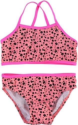 Name it Bikini Kleinkind Bademode Zummer mini, Größe:74/80;Farbe:salmon rose