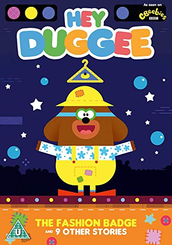 Hey Duggee - The Fashion Badge & Other Stories [DVD] [2018]