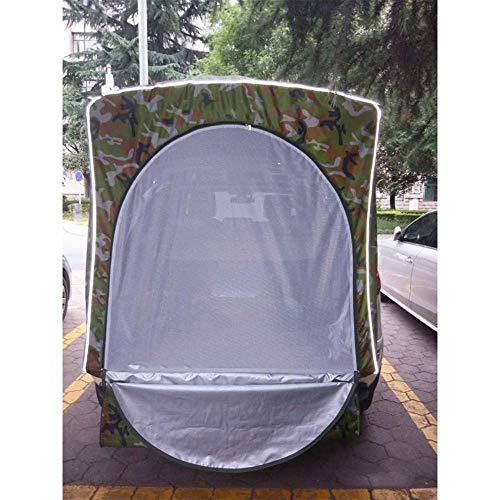 XTBB Techo Trasero del Coche Equipo Al Aire Libre Tienda De Campaña Canopy Tail Ledger Picnic Toldo para Toyota Land Cruiser para SUV Solo A