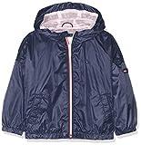 Tommy Hilfiger Essential Light Weight Jacket Chaqueta, Azul (Black Iris 002), 92 para Bebés