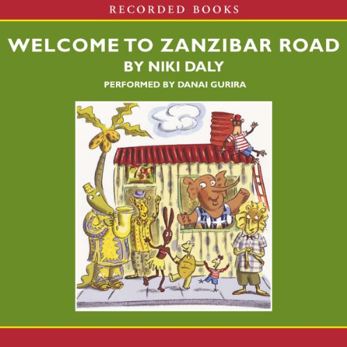 Welcome to Zanzibar Road audiobook cover art