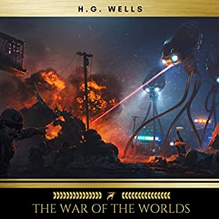 Couverture de The War of the Worlds