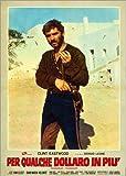 Poster 70 x 90 cm: Für EIN Paar Dollar mehr (italienisch)