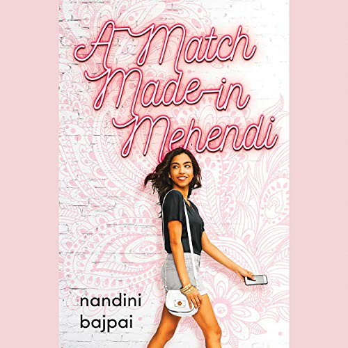 A Match Made in Mehendi cover art
