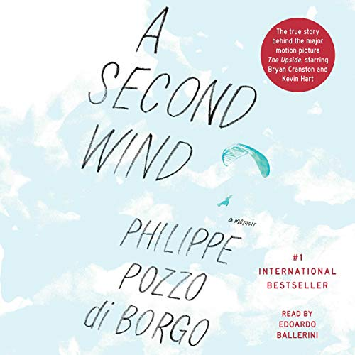 A Second Wind audiobook cover art