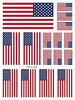 tattoo american flag