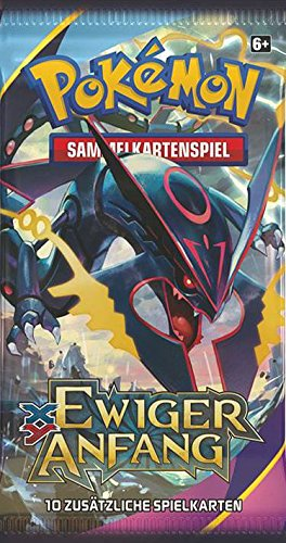 Pokémon Cards XY07 Ewiger Anfang Booster