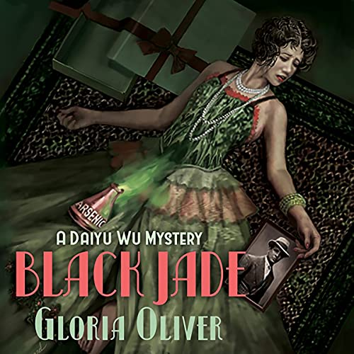 Black Jade Audiobook By Gloria Oliver cover art