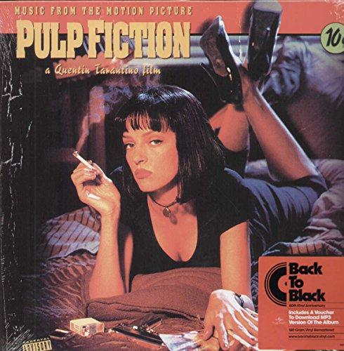 Various Artists - Pulp Fiction [PA] (Vinyl/LP)