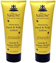 product image for The Naked Bee Lavender and Beeswax Absolute Scent Lotion 6.7 oz. 1 pk