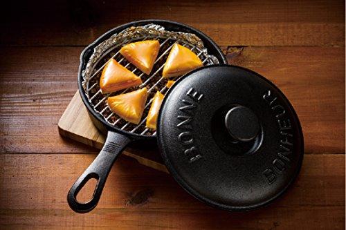 イシガキ産業スキレットフライパン片手鉄鋳物18cm