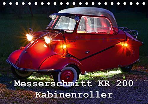 Messerschmitt KR 200 Kabinenroller (Tischkalender 2021 DIN A5 quer)