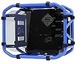 In Win Motorcycle Steel Tube Mini- ITX Computer Case D Frame Mini Blue