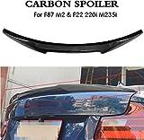 SKNB Spoiler Trasero para 3 Series 320I 323I 325I 328I 335I Facelift E90 M3 2005-2011, P Style E90 Spoiler Trasero Alerón Trasero, Estilo P