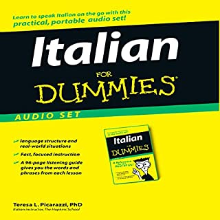 Italian For Dummies cover art