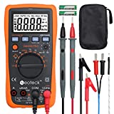 Neoteck Multimeter 4000 Counts Auto Manual Ranging...