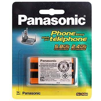 Best panasonic battery hhr p104 Reviews