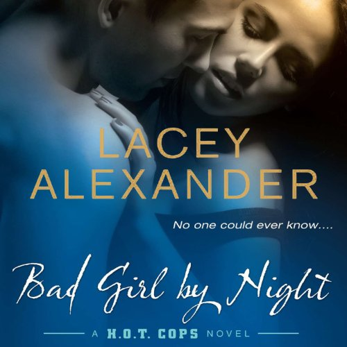 Bad Girl By Night audiobook cover art