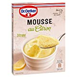 Dr. Oetker Mousse Zitrone, 93 g -