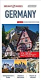 Insight Guides Travel Map Germany (Insight Travel Maps)