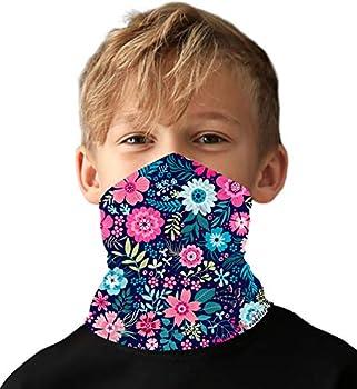 Boys Sport Motorbike Bandanas Casual Face Mask Balaclava Ski Mask Face Guard for Girl