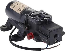 Baoblaze Black Plastic Performance 35PSI 4.3LPM Spraying Water Self-Priming Pressure Diaphragm Pump
