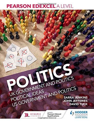 Pearson Edexcel A level Politics