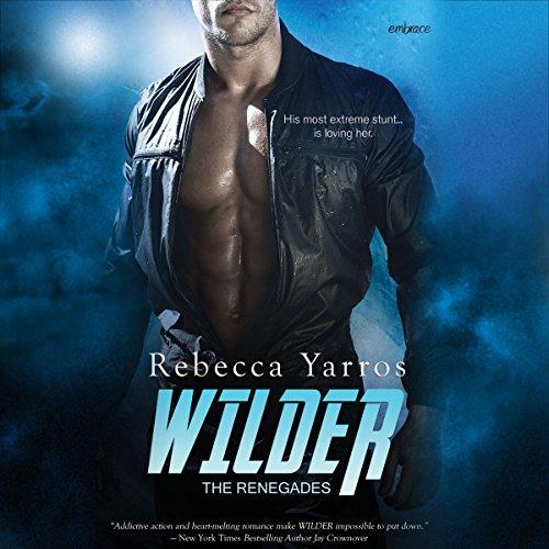 Wilder audiobook cover art