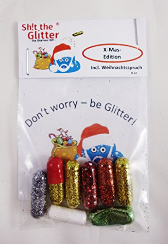 Shit the Glitter - The Glamour Gift - X-Mas Collection (Baggy)