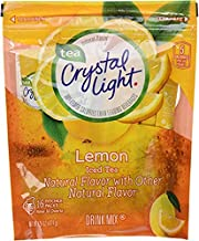 Crystal Light Lemon Iced Tea 16 Pitcher Packs - 2 Pack