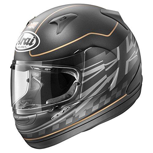 Quietest Arai full face helmet
