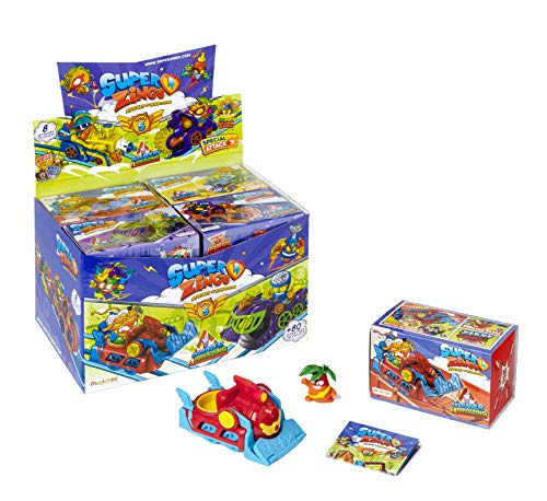 Superzings - serie 5 - SKYRACER (se venden por color/modelo